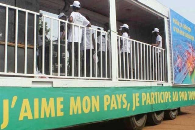 Togo : Le futile PND Tour,  de l'Argent du Pauvre Contribuable Jeté par les fenêtres !