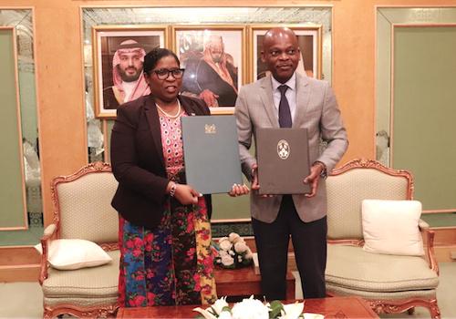 Le Togo et le Suriname signent un accord d'exemption de visa diplomatique et de service