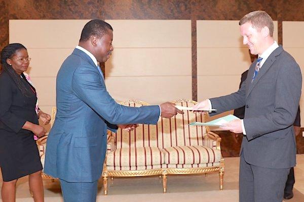 Londres renforce ses liens diplomatiques et sa coopération avec Lomé