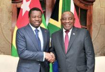 Le Chef de l'Etat ce samedi à Pretoria pour l'investiture de Cyril Ramaphosa