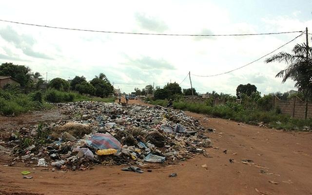 Champ de tir d'Evou-Apegame : Un danger permanent pour les localités riveraines