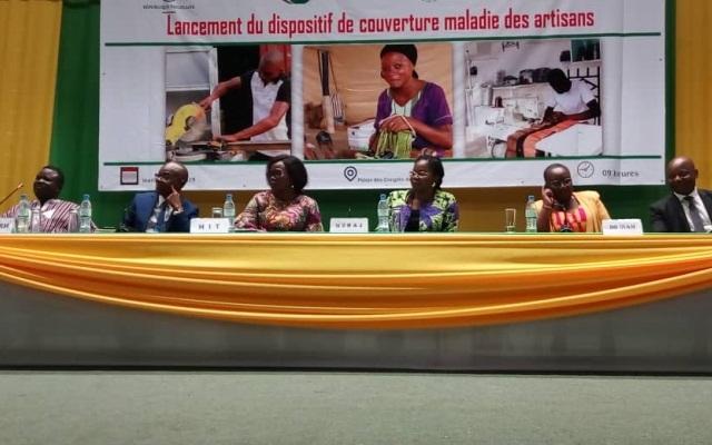 Protection sociale : Les artisans togolais désormais couverts par l'INAM