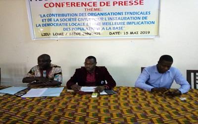 Locales : Des organisations syndicales recommandent 7 jours pour la révision des listes électorales