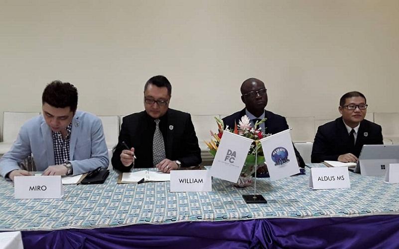 Vers la création d'une industrie cinématographique au Togo