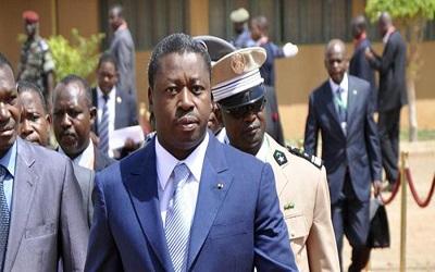 Faure Gnassingbé à la cérémonie d'investiture du président Sud-africain ce samedi