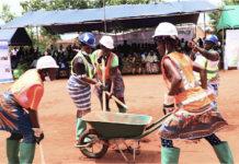Lancement officiel du projet THIMO : 14 000 jeunes bénéficieront de 15 000 FCFA tous les 10 jours