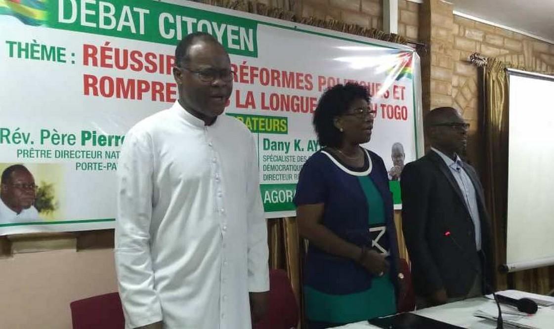 «Espérance pour le Togo» exige la transparence et la crédibilité des Locales