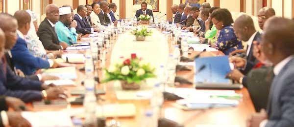 Togo : Communiqué du Conseil des ministres du 15 mai 2019                                                                            16 mai 2019