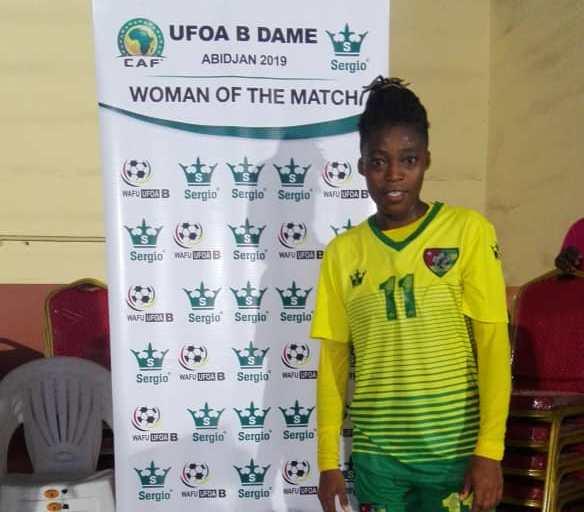 UFOA B Dames / Deux lourdes défaites, une victoire : Le Togo est éliminé !