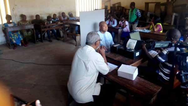 Les Universités Sociales du Togo ressortent des manquements graves qui entachent les listes électorales                                                                            21 mai 2019