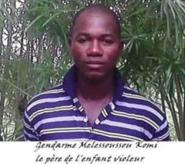 Togo, Suite de l'affaire du viol d'enfants : Melessoussou Komi aurait produit un acte de naissance Douteux pour soustraire son violeur de fils, Melessoussou Kevin, à la justice