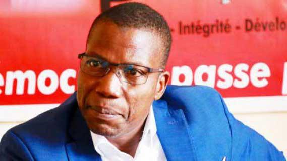 Message de Tikpi Atchadam au peuple togolais ce 15 Mai 2019                                                                            15 mai 2019