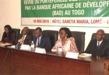 Le portefeuille actuel de la BAD au Togo compte 12 projets et se chiffre à environ 200 milliards FCFA