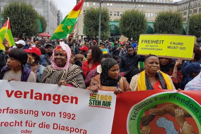 Togo, Réformes sur mesure : Le Régime Faure / RPT-UNIR Se Fiche de la Diaspora !