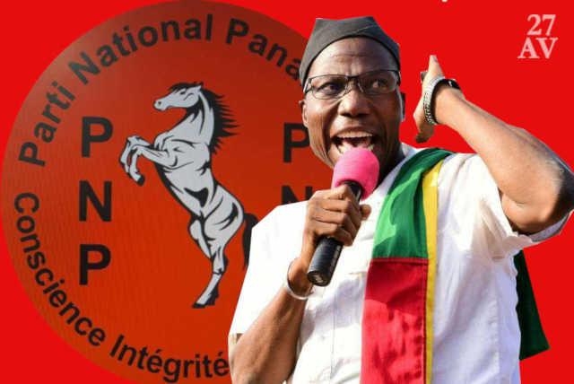 Togo : Tikpi Atchadam dit « NON ! » à un « 4è mandat » de Faure Gnassingbé