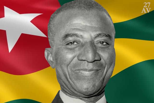 Sylvanus Olympio reste l'Avenir du Togo
