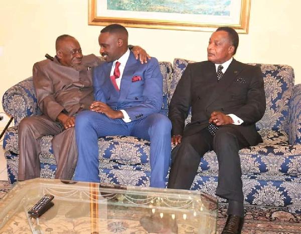 Gabon: le fils cadet d'El-hadj Omar Bongo Ondimba refait surface