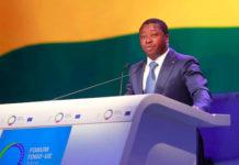 Le Chef de l'Etat a reçu d'éminentes personnalités présentes au Forum économique Togo-UE