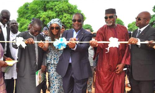 Inauguration de plusieurs infrastructures socio-collectives ce lundi