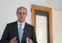 L'ambassadeur d'Allemagne Christoph Sander en fin de mission au Togo