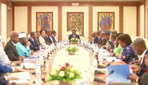10ème conseil des ministres : plusieurs décisions sur la décentralisation et les libertés locales