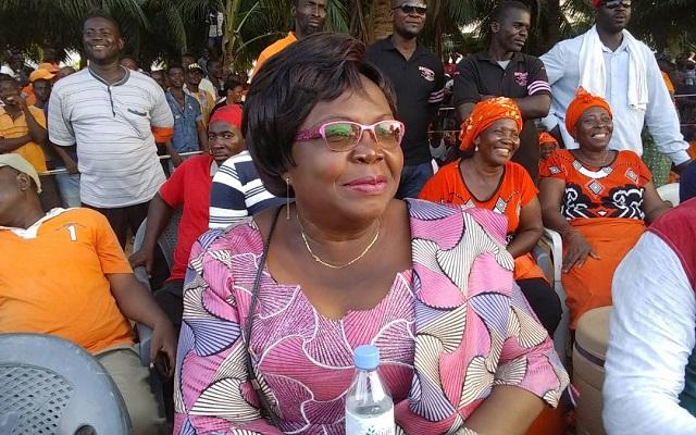 Mme Adjamagbo-Johnson demande pardon à ses collègues de la C14 !
