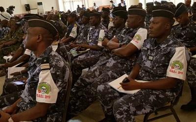 Locales/FOSE 2019 : 8000 corps habillés pour sécuriser le processus