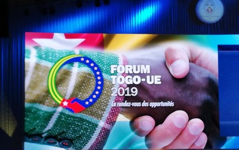Retour sur les grands moments du forum Togo-UE : « L'UE est prête à intensifier son soutien au Togo », affirme Bruno Hanses