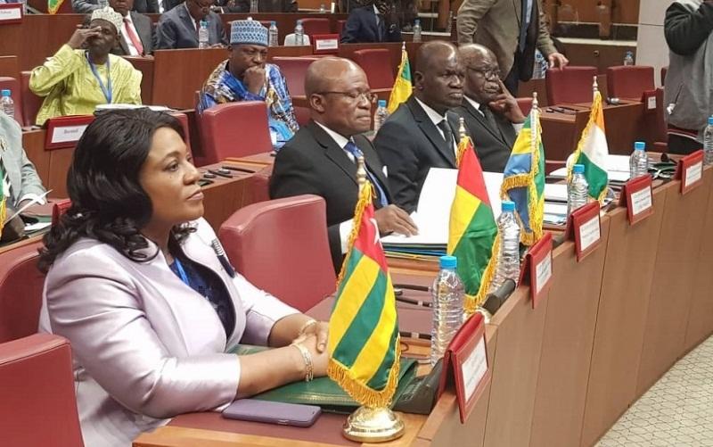 27ème Assemblée régionale Afrique de l'APF : A Rabat, TSEGAN Yawa Djigbodi encourage ses sœurs africaines à viser loin