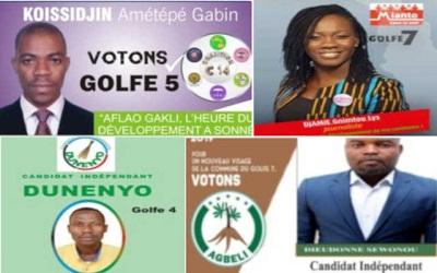 Journalistes et pasteurs aux élections locales, la curiosité !