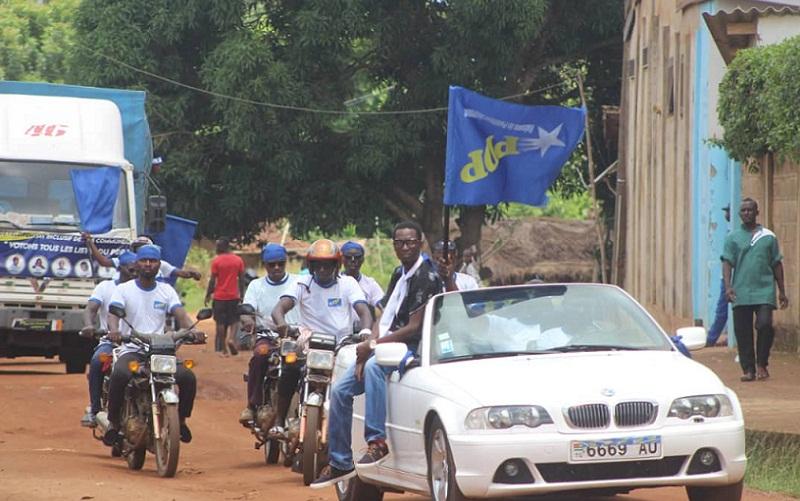 Campagne électorale : Afagnan-Gbléta, Kpotémé, Agomé-Glozou séduits par le PDP !