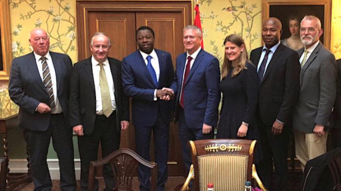 Le Chef de l'Etat réaffirme la volonté du Togo d'adhérer au Commonwealth