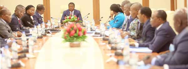 Togo : Communiqué sanctionnant le conseil des ministres du Lundi 17 Juin 2019 18 juin 2019