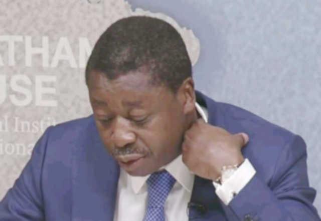 Rattrapé par sa politique d'autruche :  Faure Gnassingbé Noya son PND à Londres !