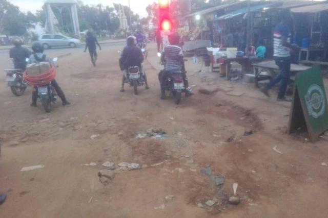Togo : La Pénible route Baguida – Dévego