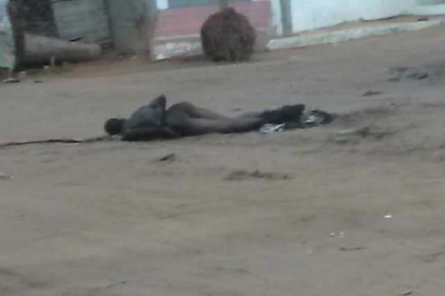 Togo, Vindicte populaire : Un présumé voleur de moto brûlé vif à Avepozo