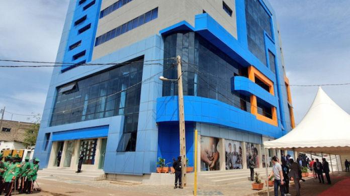 Le Chef de l'Etat a inauguré à Lomé le nouveau site du groupe Majorel dédié à la relation client