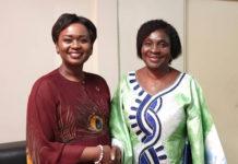 La directrice régionale d'ONU Femmes en visite au Togo pour discuter de l'autonomisation économique des femmes