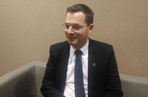 Sergio Pimenta: «il existe de véritables opportunités de développement dans ce pays»