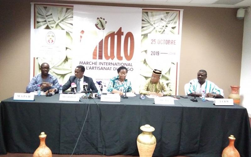 Économie : Lancement officiel de la 1ère édition du Marché International de l'Artisanat du Togo