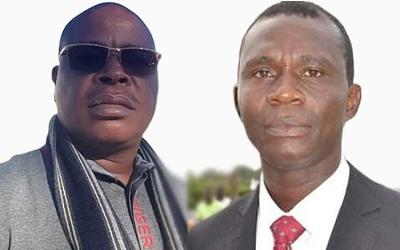 Locales : Une affaire de logo divise Hervé Piza et le député Obeku dans la commune Wawa 1