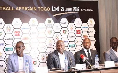 L'excellence, le crédo de la Nuit du football africain à Lomé