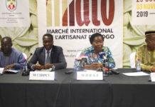 Le marché international de l'artisanat au Togo annoncé du 25 Octobre au 03 Novembre à Lomé