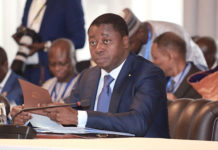 Ouverture à Abidjan de la 21ème session ordinaire de la Conférence des Chefs d'Etat et de gouvernement de l'Uemoa