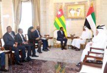 Le Togo et le Fonds Khalifa formalisent les engagements pris en mars à Abou Dhabi