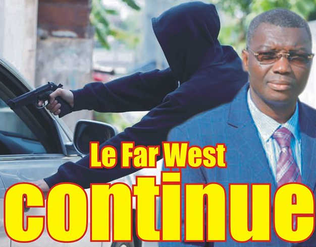 Braquages à Lomé : Le Far West continue