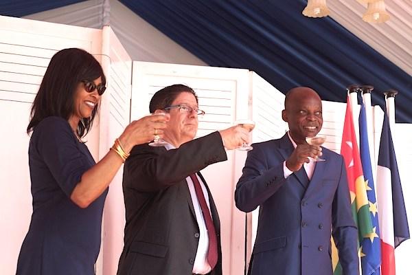 La France célèbre au Togo le 230ème anniversaire de sa révolution
