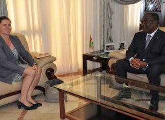 Coralie Gevers : « le Togo peut compter sur l'appui continu du groupe de la Banque Mondiale »