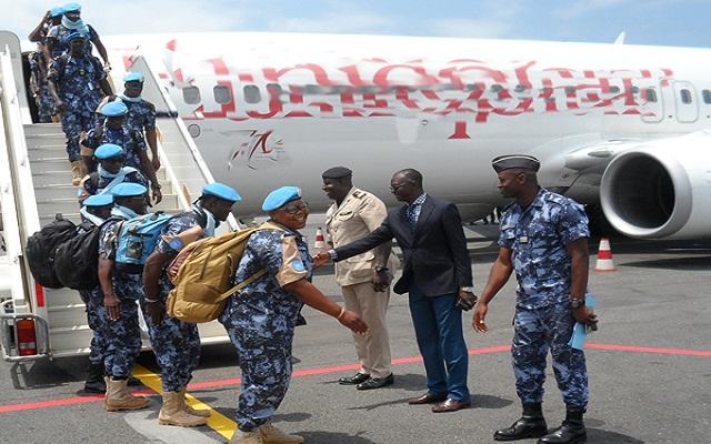 Darfour : Fin de mission pour les soldats togolais