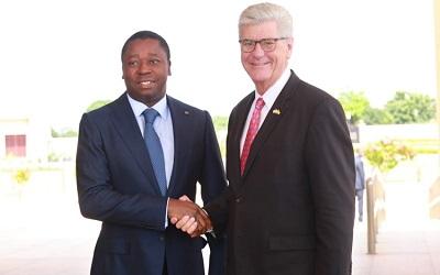 L'Etat de Mississipi veut accompagner le Togo à travers « Prosper Africa »